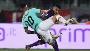 ข่าวฟุตบอลกัลโช่ เซเรีย อา อิตาลี : ฟิออเรนติน่า ไล่ตามตีเสมอทัพ อินเตอร์ มิลาน 1-1