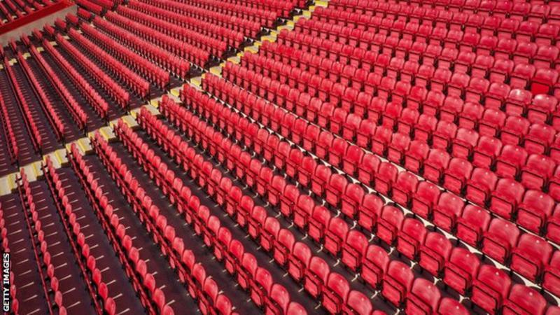 สนามกีฬาว่าง สี่วิธีอาจส่งผลกระทบต่อการกลับมาของพรีเมียร์ลีก