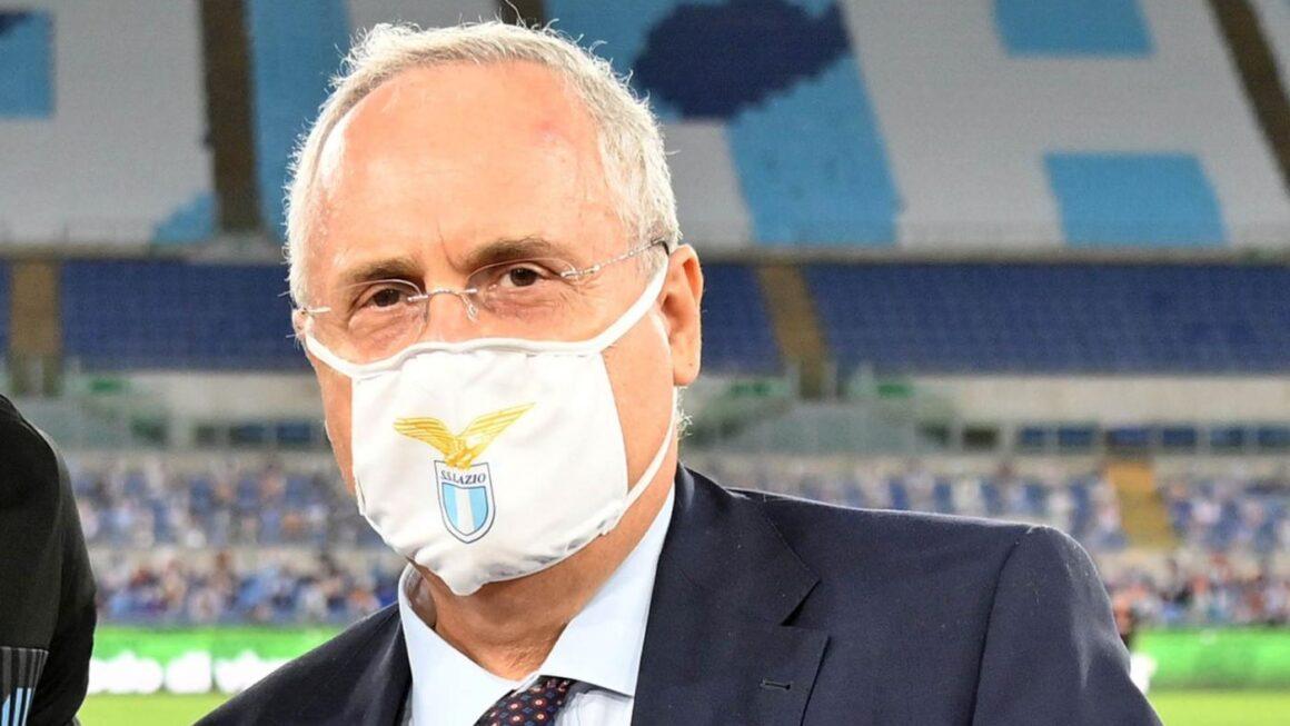 ลาซิโอปวดหัว ประธานทีมละเมิดกฎโดนสั่งแบนเกือบปี